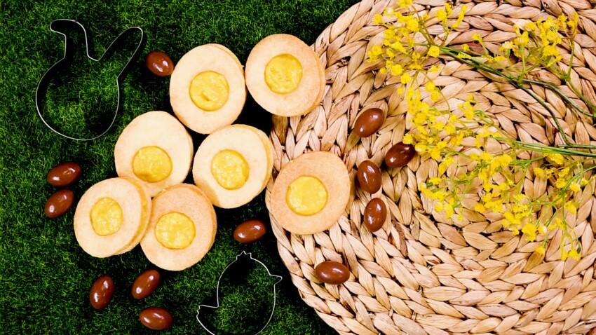 La délicieuse recette des sablés de Pâques à la crème de mangue