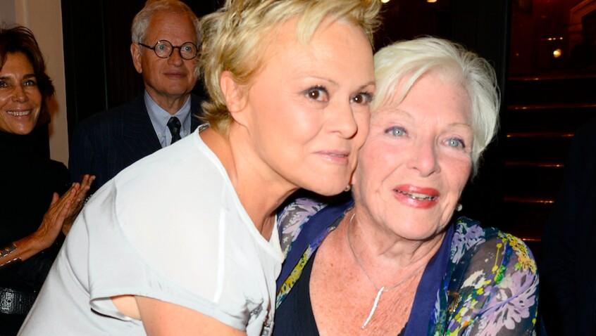 Muriel Robin : cette drôle de raison pour laquelle elle vit avec sa compagne Anne Le Nen... et Line Renaud