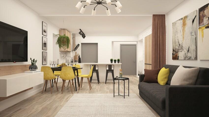 5 règles à connaître pour bien aménager un petit espace