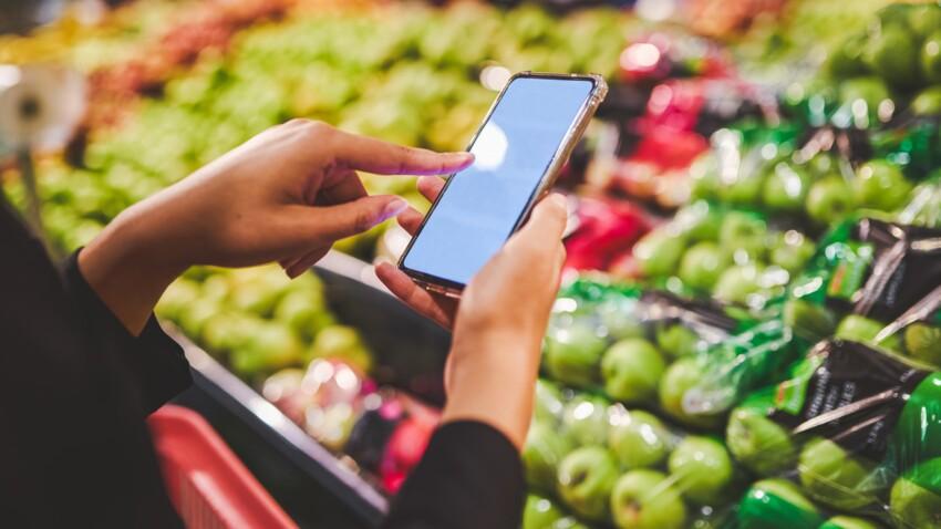 Bien manger : 5 applis pour faire le bon choix au supermarché