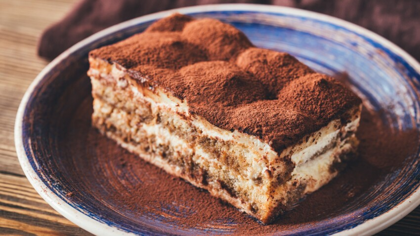 La délicieuse recette de tiramisu de Christophe Michalak