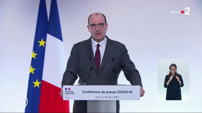 Annonces de Jean Castex : toutes les règles et spécificités du nouveau confinement expliquées