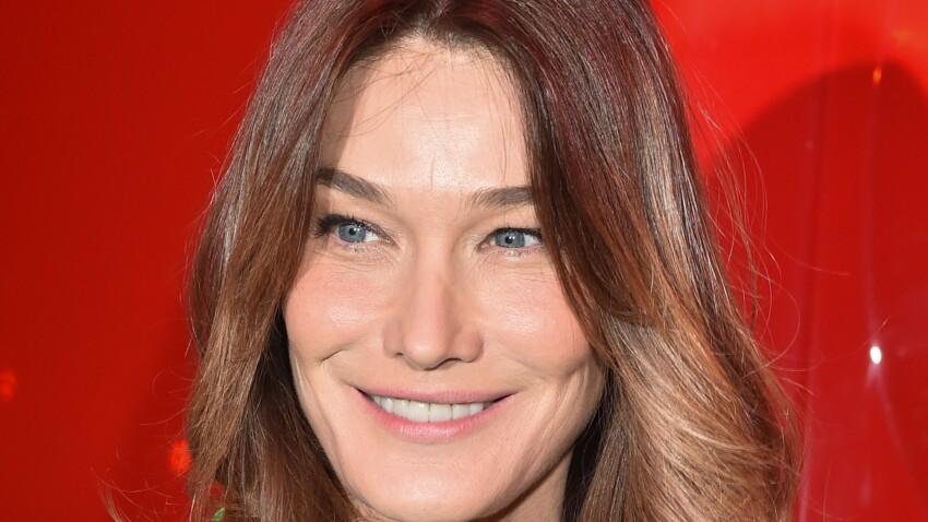 Carla Bruni dévoile son secret pour garder une peau jeune à 53 ans