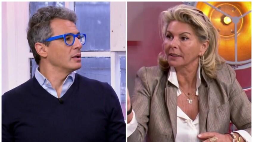 Julien Cohen bientôt grand-père : Caroline Margeridon en profite pour le tacler - VIDEO