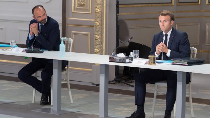 Emmanuel Macron : ce dîner en tête à tête avec Edouard Philippe bien mystérieux