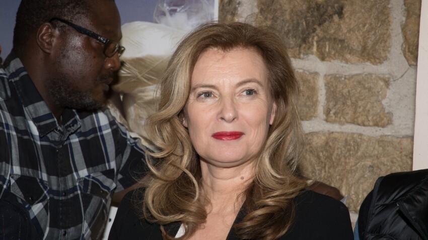Valérie Trierweiler maman poule : ses adieux déchirants à son fils Léonard