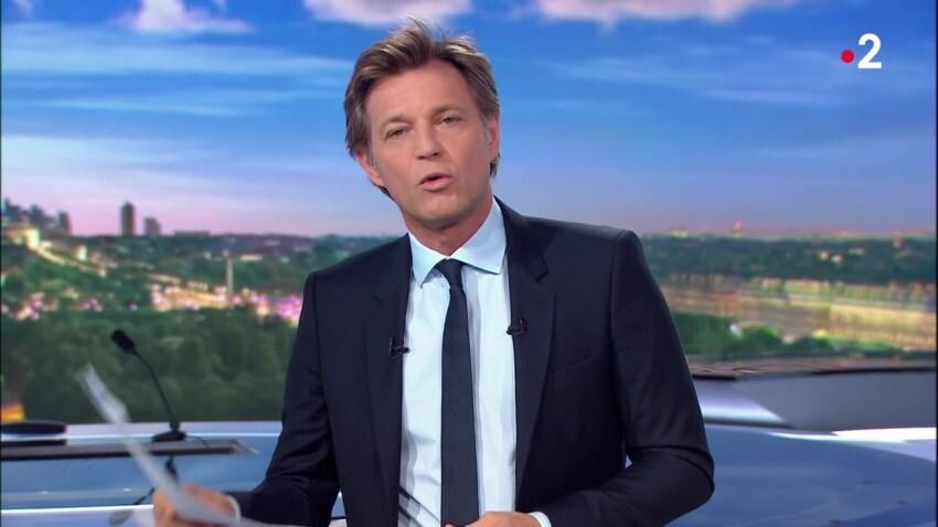 Laurent Delahousse : son coup de gueule contre l'attestation de sortie en plein JT