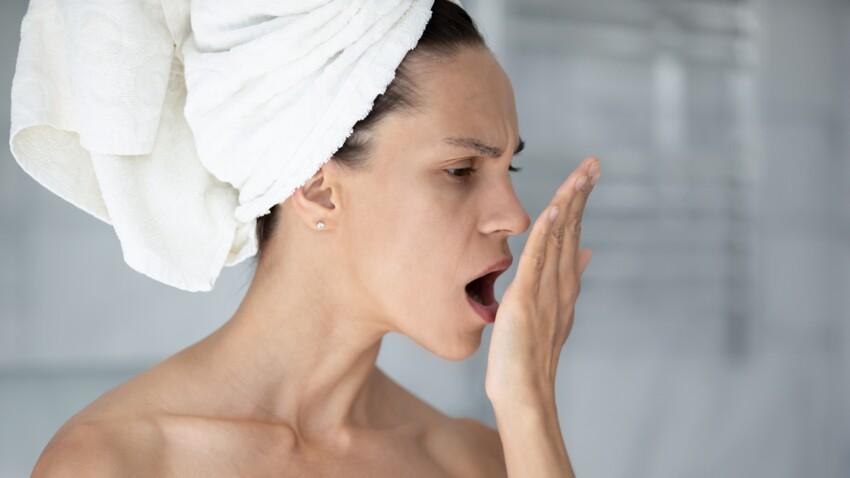 Goût de fer dans la bouche: qu'est-ce que cela peut signifier?