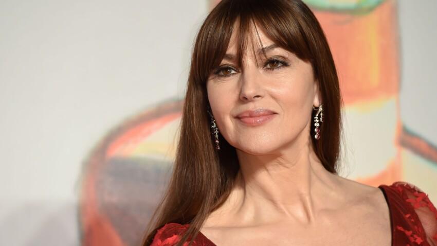 Monica Bellucci : l'actrice partage un cliché avec un carré wavy idéal pour le printemps !