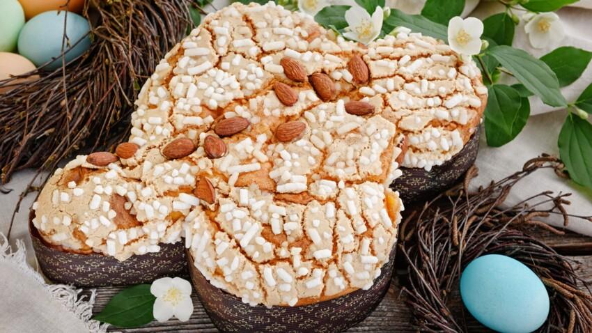Gâteau de Pâques italien