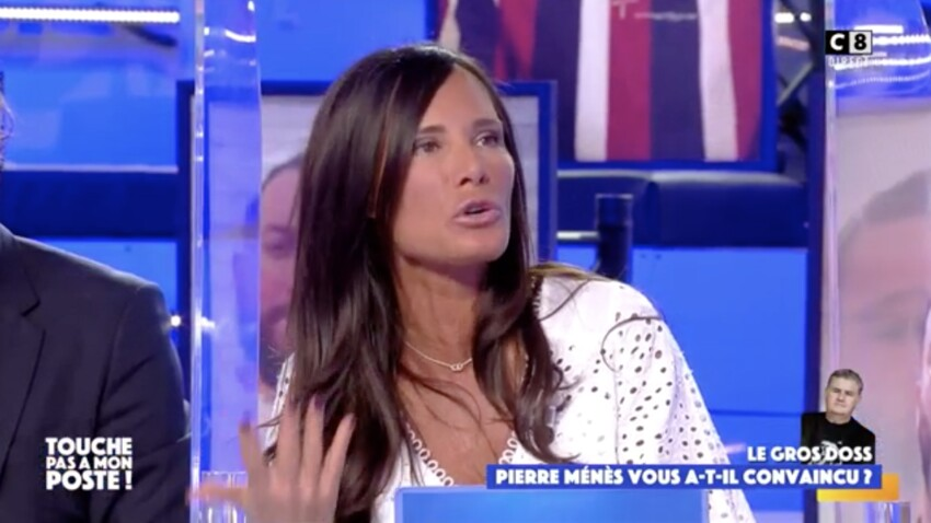 """Nathalie Marquay défend PPDA et """"ses bisous dans le cou"""" : Cyril Hanouna la recadre"""