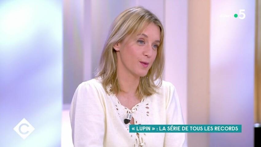 Ludivine Sagnier très mal à l'aise après une question de Pierre Lescure - VIDEO
