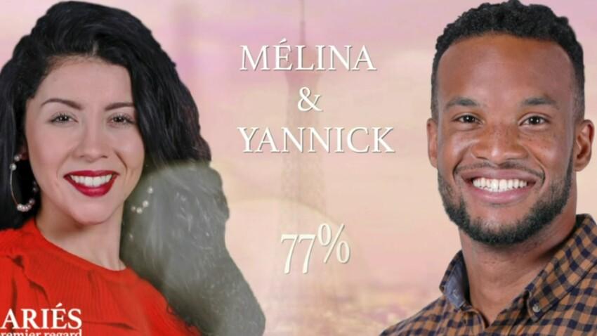 """Yannick et Mélina, """"Mariés au premier regard"""" : """"Même dans l'intimité, on est compatibles à 100%"""""""