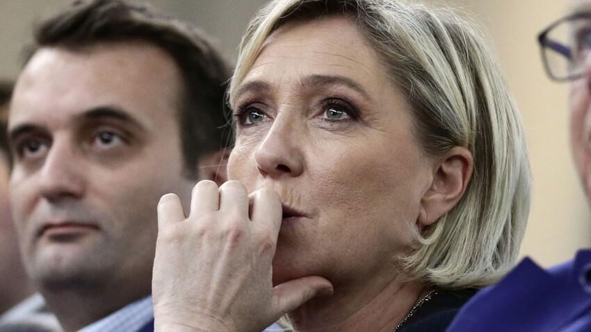 Marine Le Pen : sa petite phrase assassine adressée à Florian Philippot