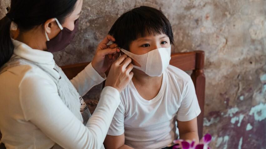 Covid-19 : face au virus, les jeunes enfants produisent davantage d'anticorps