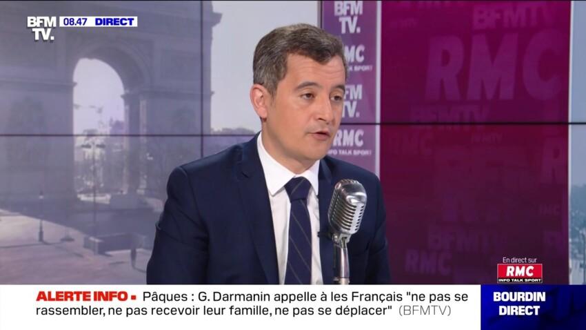 """""""Vivre en se foutant des autres"""" : Gérald Darmanin excédé face aux Français qui ne respectent pas les consignes sanitaires"""