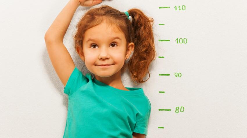 Courbe de croissance : mon enfant est petit, quand s'inquiéter ?