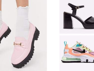 Chaussures tendance 2021 : 20 modèles incontournables pour ce printemps-été