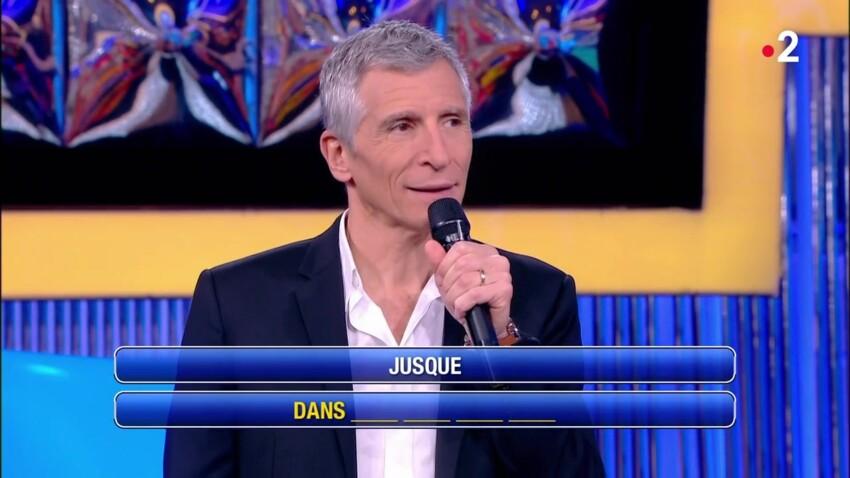 """""""N'oubliez pas les paroles"""" : Nagui """"vexé"""" par une candidate… qui préfère Cruella !"""