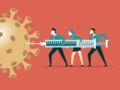 Les personnes vaccinées contre la grippe mieux protégées du Covid-19 ?