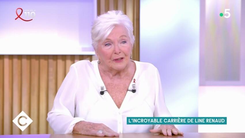 Line Renaud explique pourquoi elle a arrêté de chanter à 50 ans
