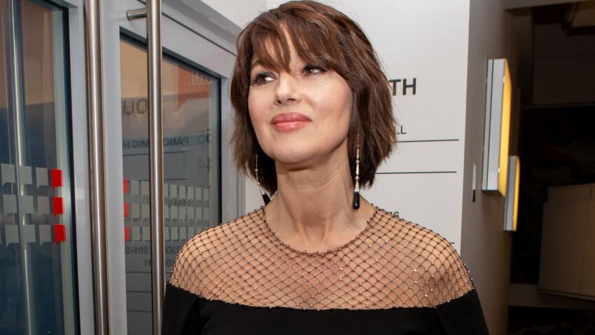 Monica Bellucci : la diva italienne fait fureur avec une coupe afro (wow) !