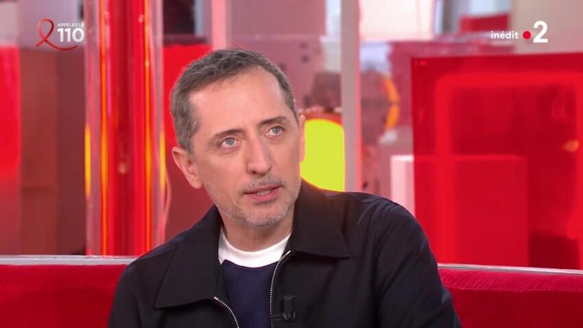 """""""Vivement dimanche"""" : Gad Elmaleh rend un hommage ému à Michel Drucker pour son retour"""