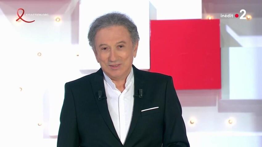 """""""Vivement dimanche"""" : regardez les images du grand retour de Michel Drucker"""