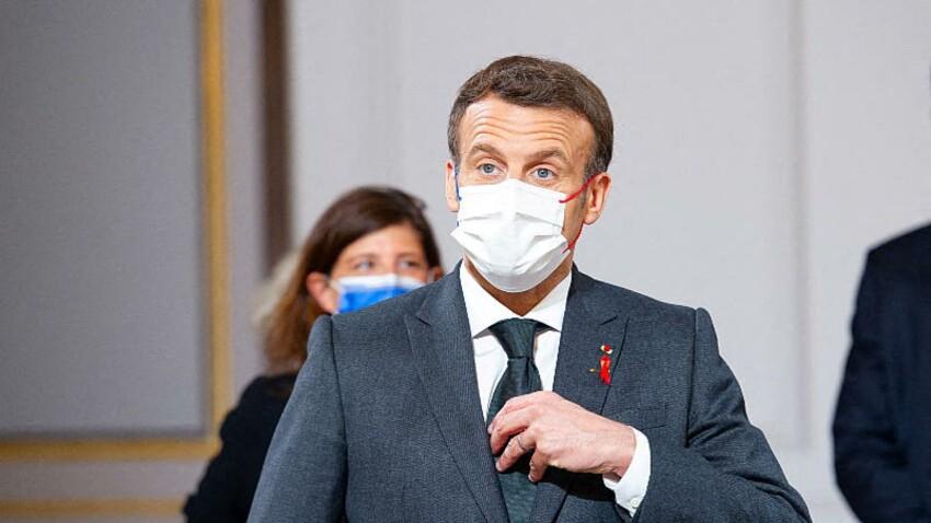 """""""Rien n'est décidé"""" : Emmanuel Macron réagit aux rumeurs de confinement plus strict"""
