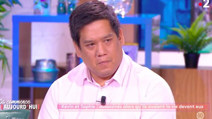 Affaire Sophie Le Tan : les larmes d'un membre de sa famille bouleversent les téléspectateurs