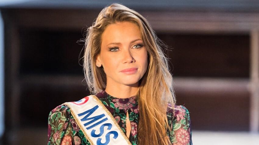 Amandine Petit sexy : Miss France 2021 ose un décolleté jusqu'au nombril