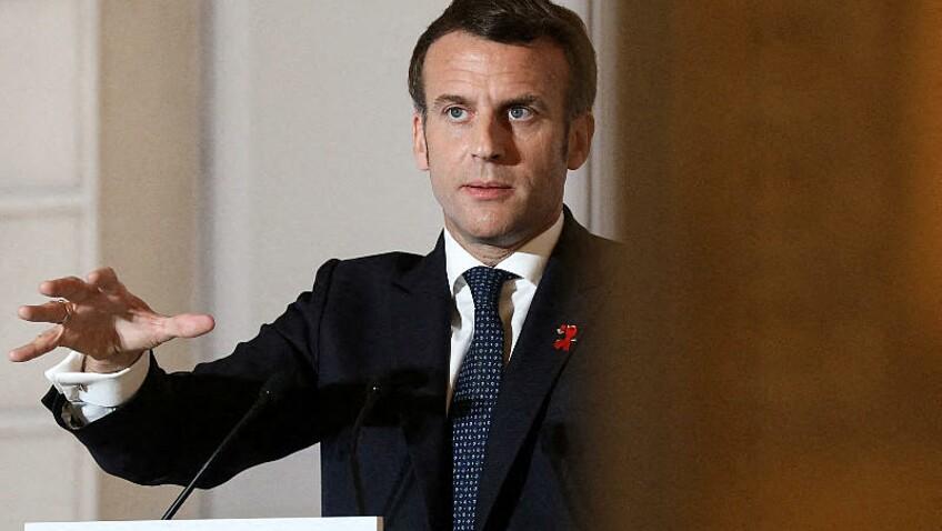 Emmanuel Macron: pourquoi il n'apprécie pas Anne-Sophie Lapix (et son journal)