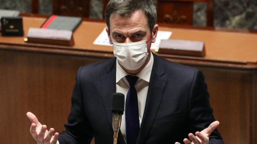 """Covid-19 : Olivier Véran veut éviter des """"choix terribles"""""""