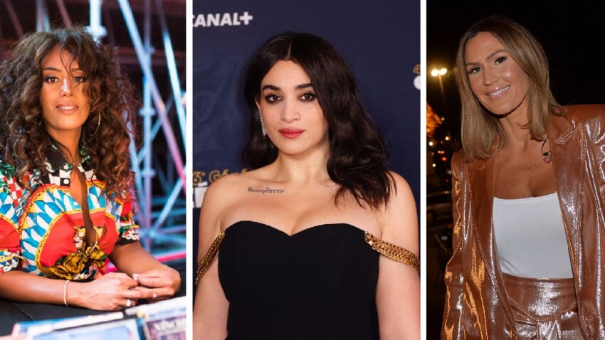Amel Bent, Camélia Jordana et Vitaa réunies et irrésistibles tout en blanc (wow !)