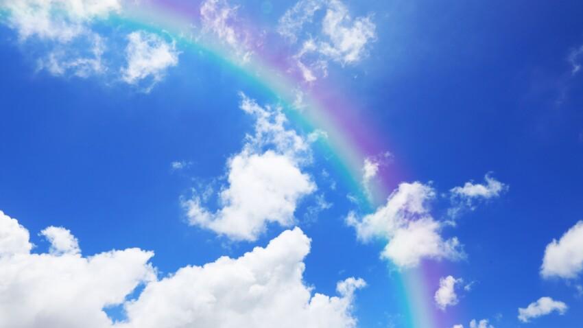 Hidden rainbow : découvrez cette coloration aussi déjantée que surprenante