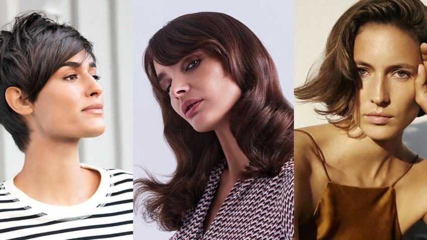 Cheveux bruns : quelle coloration pour moi ?