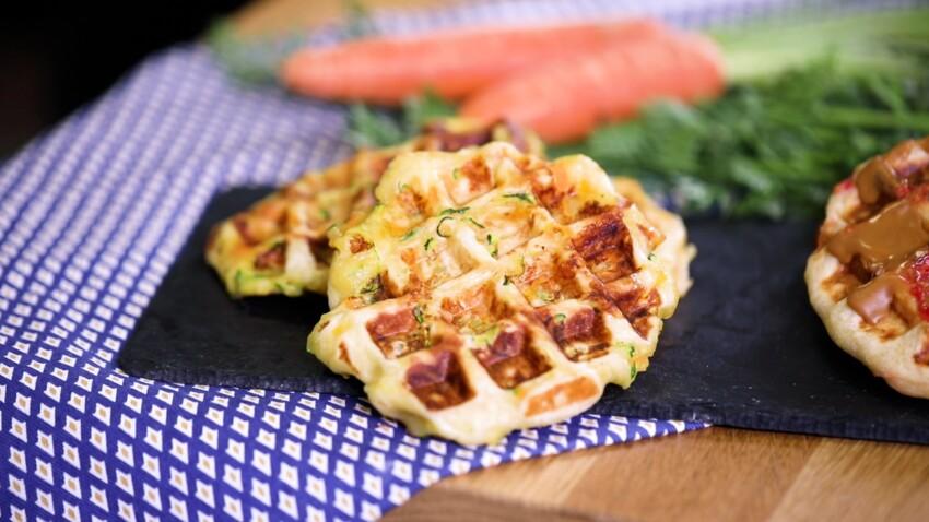 Ma Madeleine à moi : la recette des gaufres liégeoises d'Élodie Gossuin (et son astuce pour faire manger des légumes aux enfants !)