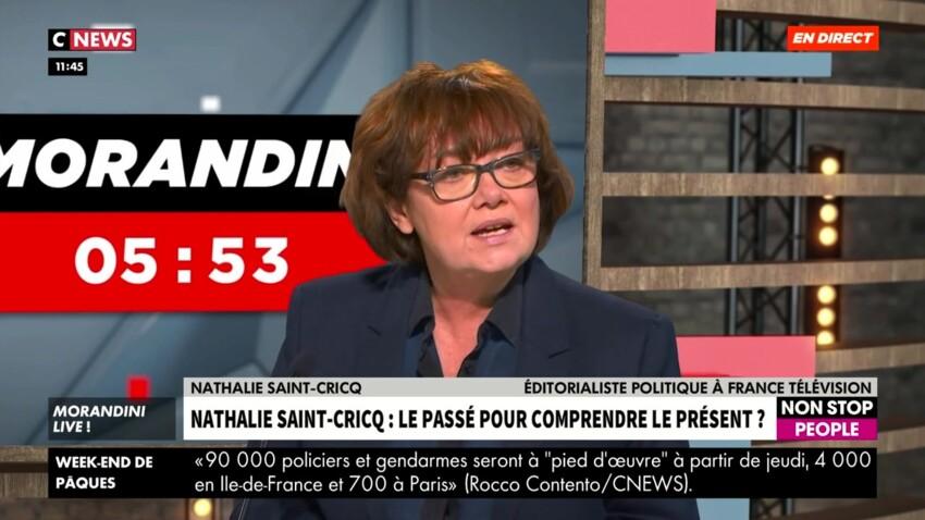 """Coronavirus : ces """"médecins grisés par les médias"""" épinglés par Nathalie Saint-Cricq"""