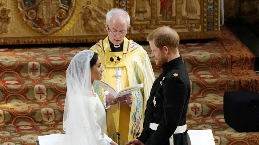 Harry et Meghan mariés en secret ? La vérité enfin dévoilée par l'archevêque de Canterbury