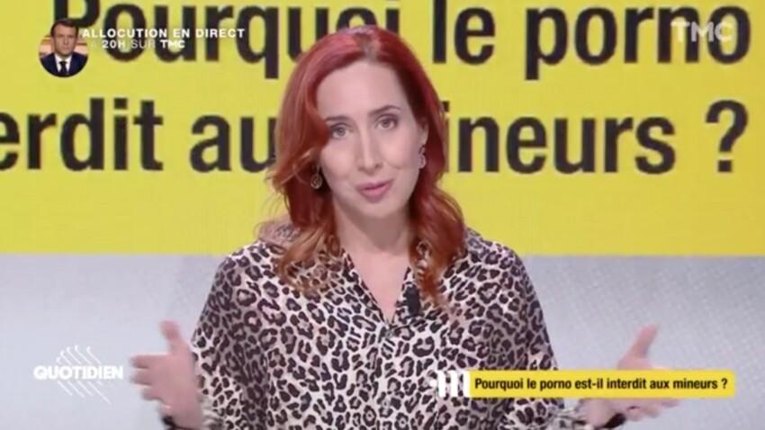 Maïa Mazaurette revient sur le décès brutal de son compagnon