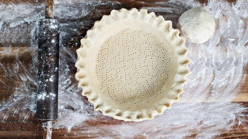 La pâte sucrée facile de Philippe Conticini