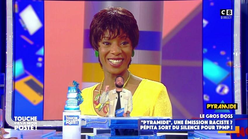 """""""J'enrage"""" : Pépita conteste les accusations de sexisme et racisme à l'encontre de """"Pyramide"""" et pousse un coup de gueule"""