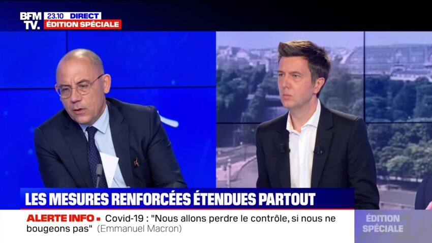 Télétravail et garde d'enfants : les propos du député Bruno Questel font polémique