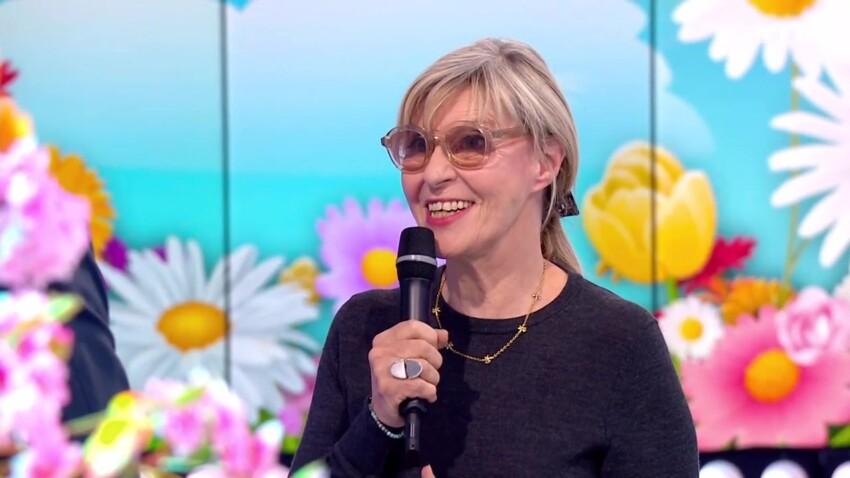 """VIDEO - Chantal Ladesou perd ses cheveux dans les """"12 coups de midi"""", Jean-Luc Reichmann hilare !"""
