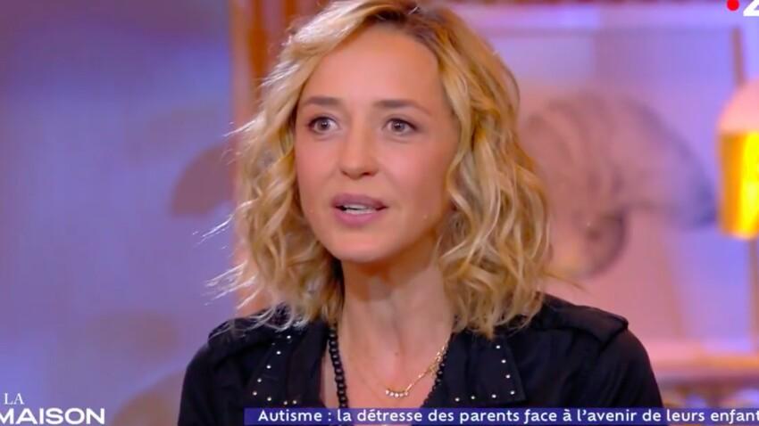 """Hélène de Fougerolles : son astuce """"pas très classe"""" pour protéger sa fille autiste - VIDEO"""