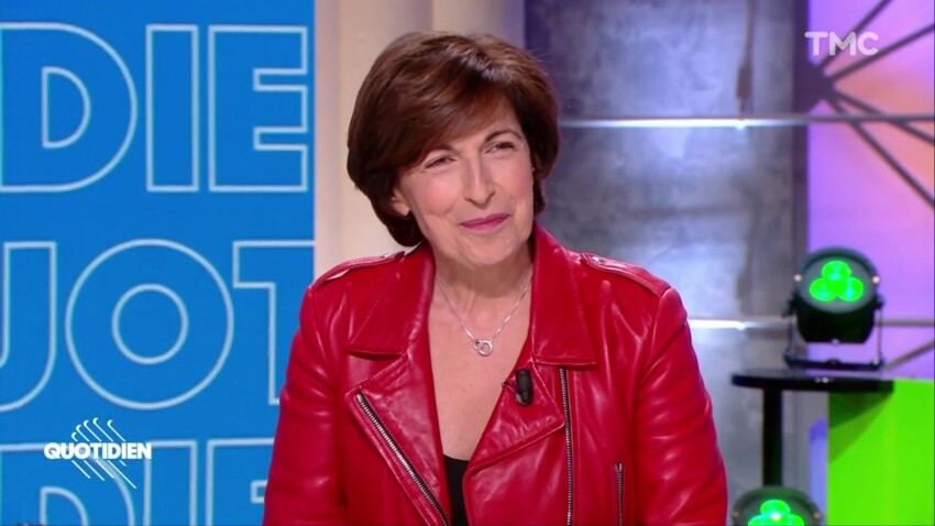 """Ruth Elkrief : sa dédicace coquine à """"son mec"""" en plein direct"""