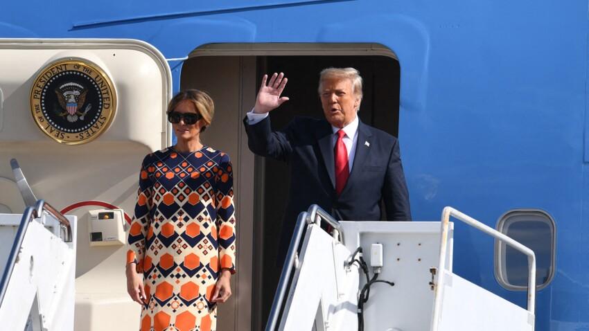 """Donald et Melania Trump : il est désormais possible de """"louer"""" l'ancien couple présidentiel pour un mariage ou un anniversaire"""