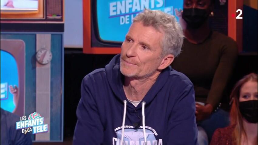 Denis Brogniart : ce moment de télévision embarrassant qu'il aurait préféré éviter aux Enfants de la télé