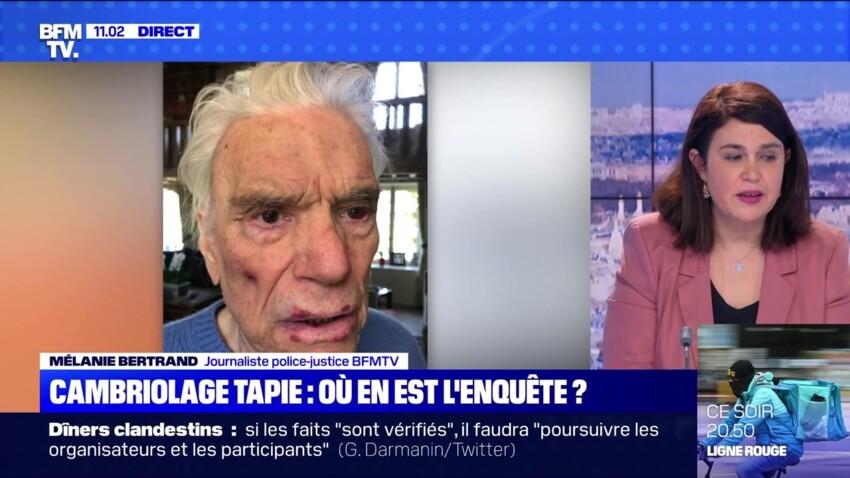 Bernard Tapie et son épouse agressés : alors que l'enquête avance, ils se reposent à Paris