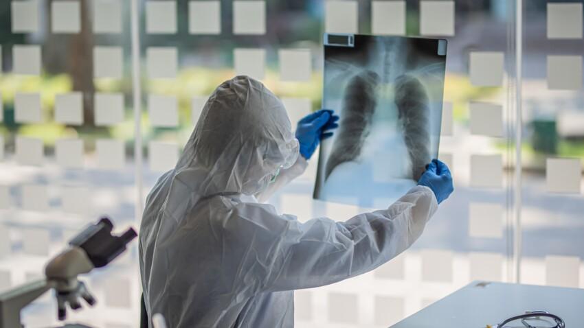 """""""Covid long"""" : un tiers des malades retourne à l'hôpital dans les 4 mois"""